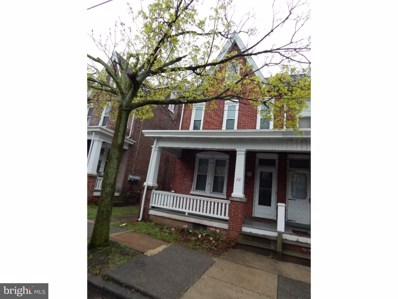 10 W 3RD Street, Pottstown, PA 19464 - MLS#: 1000448006