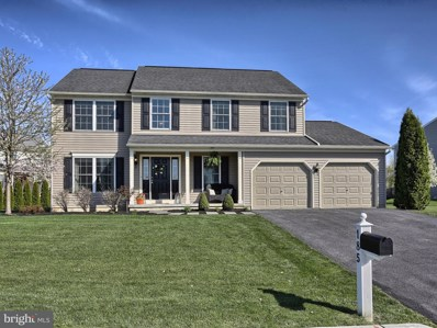 185 Pickwick Circle, Palmyra, PA 17078 - MLS#: 1000448164