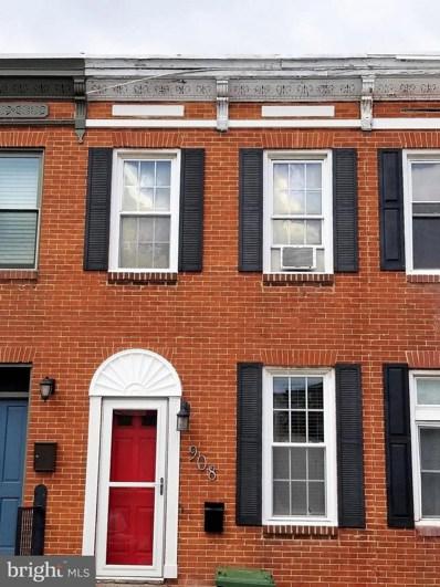 908 S Kenwood Avenue, Baltimore, MD 21224 - MLS#: 1000448386