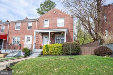 3816 Kimble Road, Baltimore, MD 21218 - MLS#: 1000449076