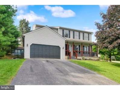 211 Mill Spring Road, Womelsdorf, PA 19567 - MLS#: 1000450013