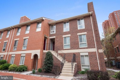 10 Hill Street W UNIT R4, Baltimore, MD 21230 - MLS#: 1000450016