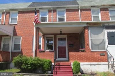 3518 McShane Way, Baltimore, MD 21222 - MLS#: 1000450434