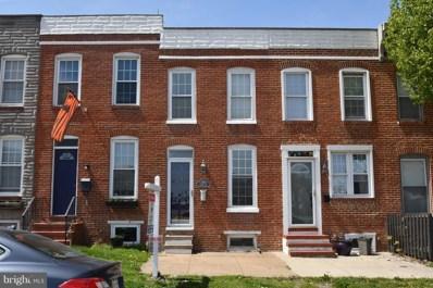 1206 Towson Street, Baltimore, MD 21230 - #: 1000450472