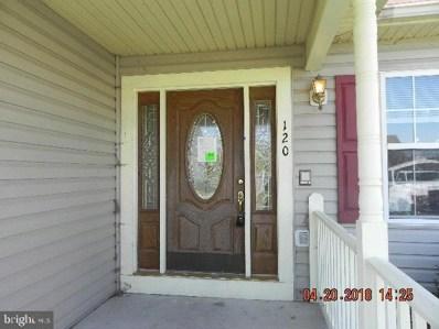 120 Teal Lane, Cambridge, MD 21613 - MLS#: 1000450480