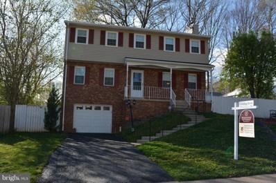 13382 Nationville Lane, Woodbridge, VA 22193 - MLS#: 1000450846