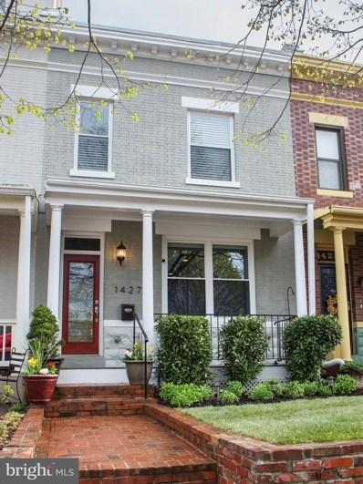 1427 D Street SE, Washington, DC 20003 - MLS#: 1000451680