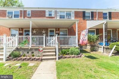 1130 Foxwood Lane, Baltimore, MD 21221 - MLS#: 1000452156