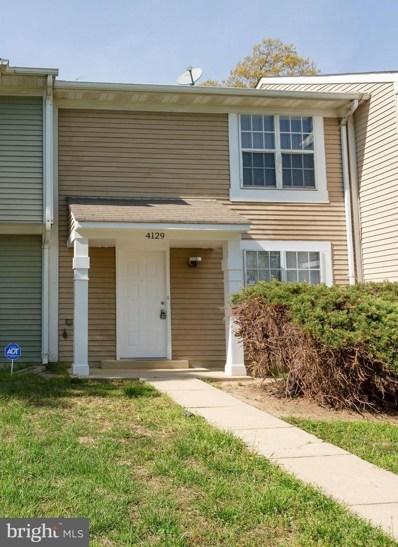 4129 Bluebird Drive, Waldorf, MD 20603 - MLS#: 1000452422