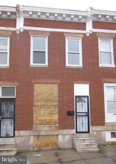 1336 Luzerne Avenue N, Baltimore, MD 21213 - MLS#: 1000452516