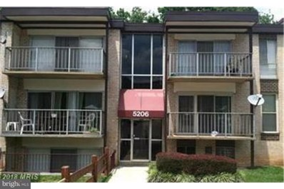 5206 Newton Street UNIT T-3, Bladensburg, MD 20710 - MLS#: 1000452882