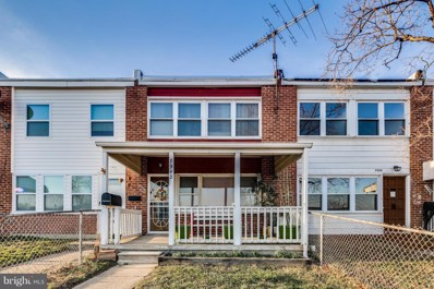 7942 Wynbrook Road, Baltimore, MD 21224 - MLS#: 1000453048