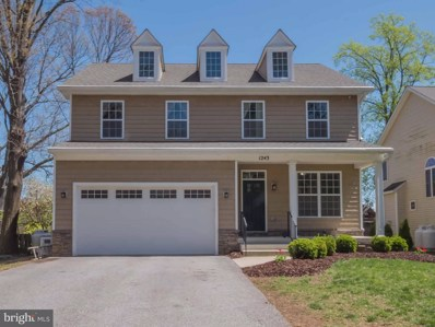 1243 Pine Hill Drive, Annapolis, MD 21409 - MLS#: 1000453384