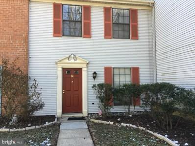14 Tompkins Place, Lawrence, NJ 08648 - MLS#: 1000453794