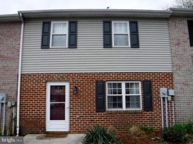 2337 McCleary Drive, Chambersburg, PA 17201 - MLS#: 1000454532