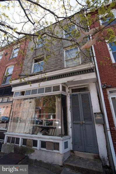 1211 Hollins Street, Baltimore, MD 21223 - MLS#: 1000454756