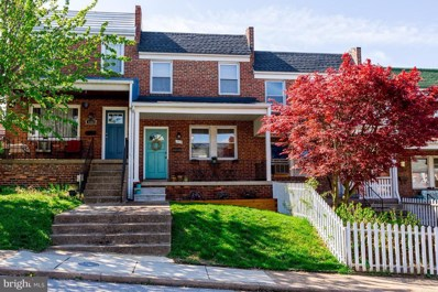 1325 37TH Street W, Baltimore, MD 21211 - MLS#: 1000455294