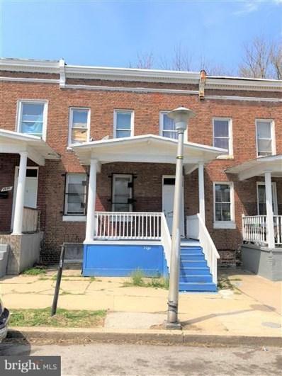 3034 Oakford Avenue, Baltimore, MD 21215 - MLS#: 1000455344