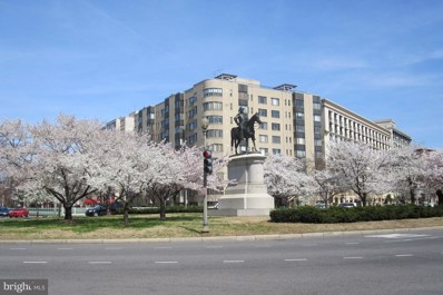 1 Scott Circle NW UNIT 814, Washington, DC 20036 - MLS#: 1000455454