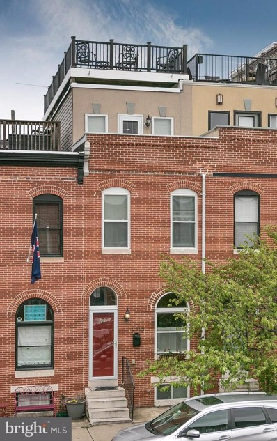 2912 Dillon Street, Baltimore, MD 21224 - MLS#: 1000456072