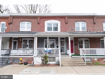 854 Cherry Street, Norristown, PA 19401 - MLS#: 1000457620