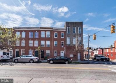 1245 Lombard Street W, Baltimore, MD 21223 - MLS#: 1000457732