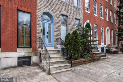 1509 Lombard Street UNIT 3, Baltimore, MD 21223 - MLS#: 1000457756