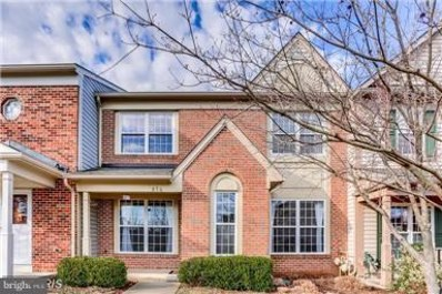 874 Waterford Drive, Frederick, MD 21702 - MLS#: 1000458018