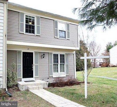 28 Tabiona Court, Silver Spring, MD 20906 - MLS#: 1000458368