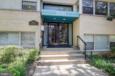 5431 Connecticut Avenue NW UNIT 103, Washington, DC 20015 - MLS#: 1000458452