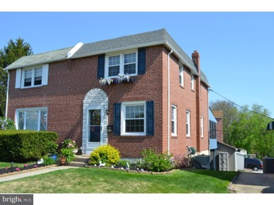 537 Perry Street, Ridley Park, PA 19078 - MLS#: 1000458862