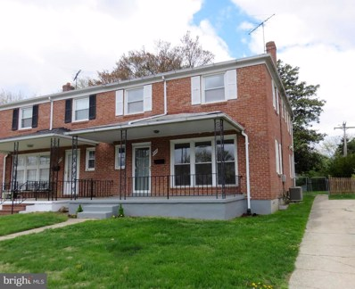 6840 Queens Ferry Road, Baltimore, MD 21239 - MLS#: 1000459314