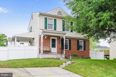9467 Bellhall Drive, Baltimore, MD 21236 - MLS#: 1000459636