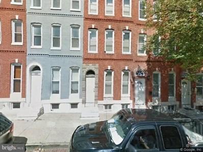1004 Bennett Place, Baltimore, MD 21223 - MLS#: 1000459772