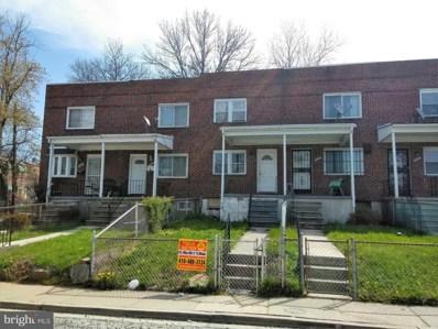 4017 Pimlico Road, Baltimore, MD 21215 - MLS#: 1000460224