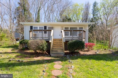163 Gaines Street, Warrenton, VA 20186 - MLS#: 1000460660