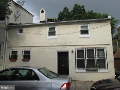 669 Portland Street, Baltimore, MD 21230 - MLS#: 1000461202