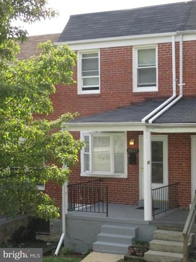 3557 Wilkens Avenue, Baltimore, MD 21229 - MLS#: 1000462198