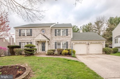 4 Strawhill Court, Owings Mills, MD 21117 - MLS#: 1000462886