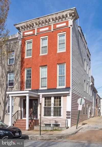 105 Chester Street, Baltimore, MD 21231 - MLS#: 1000463382