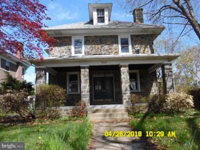 520 E 21ST Street, Chester, PA 19013 - MLS#: 1000464308