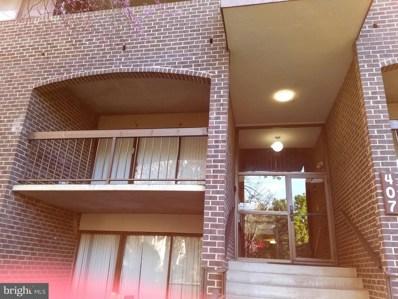 407 Christopher Avenue E UNIT 21, Gaithersburg, MD 20879 - MLS#: 1000465788