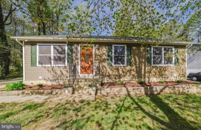 11619 Big Sandy Run Road, Lusby, MD 20657 - MLS#: 1000465964