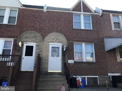 4738 Hartel Avenue, Philadelphia, PA 19136 - MLS#: 1000466498