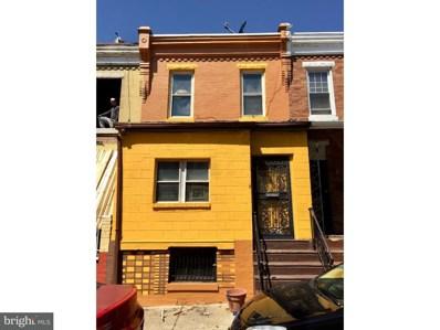 1504 N Myrtlewood Street, Philadelphia, PA 19121 - MLS#: 1000466884