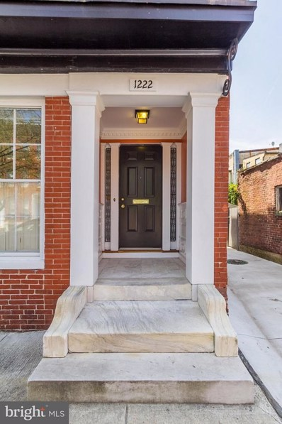 1222 Bolton Street, Baltimore, MD 21217 - MLS#: 1000467056