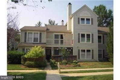 13209 Meander Cove Drive UNIT 78, Germantown, MD 20874 - MLS#: 1000467294