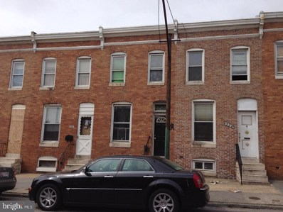 530 Catherine Street S, Baltimore, MD 21223 - MLS#: 1000467308