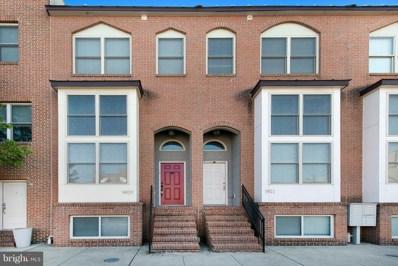1409 Richardson Street, Baltimore, MD 21230 - MLS#: 1000468380