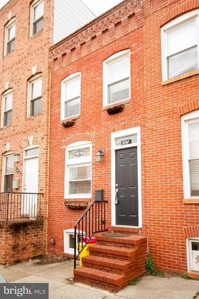 804 Curley Street, Baltimore, MD 21224 - MLS#: 1000468978
